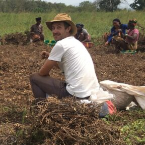 Ryan Buckley, West Africa Project Manager